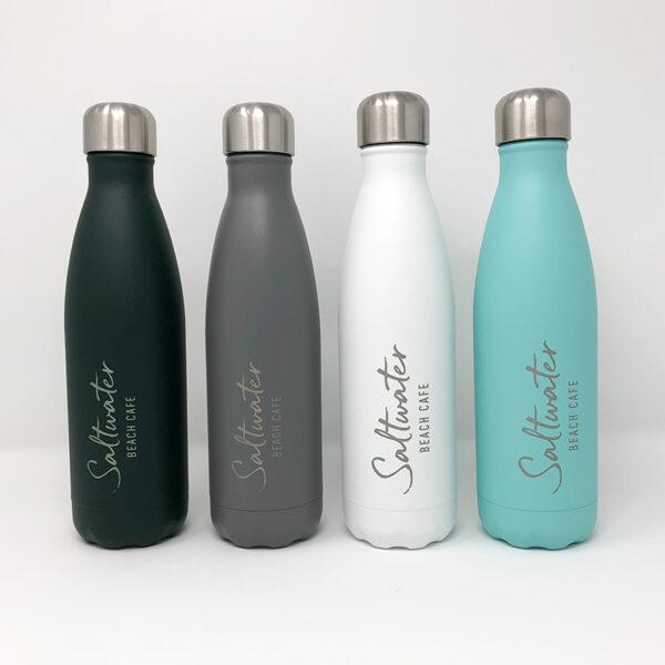 reusable hot or cold drink bottles