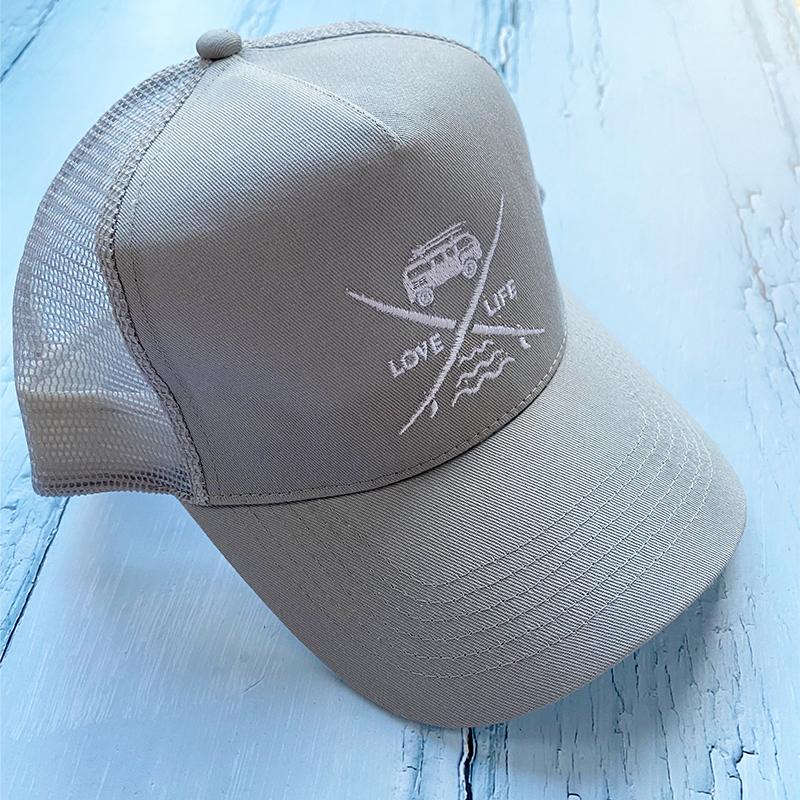 Saltwater SUP snapback trucker cap